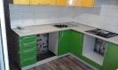Кухня Зеленое яблоко-лимон_3