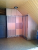 Шкафы для мансарды