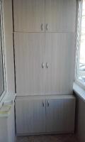 шкафы прямые распашные