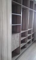 шкаф в прихожую котедж_1